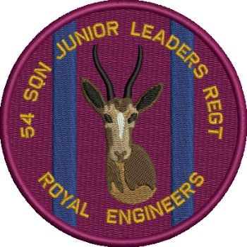 54 Sqn Jnr Leaders Regt
